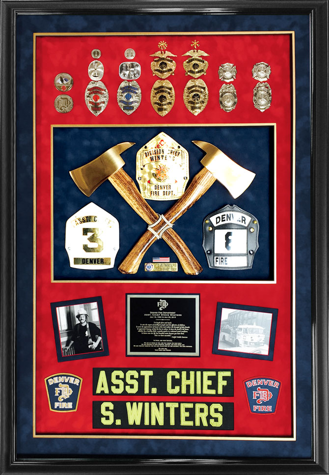 Grizzly Creek Picture Framing» Framing Awards & Badges
