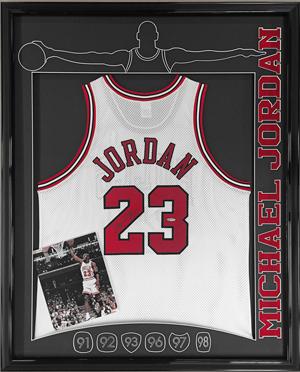 Grizzly Creek Framing: Sports Jersey Framing, Framing Badges